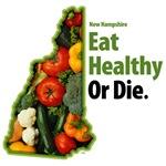 NH Eat Healthy Or Die