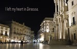 I Left My Heart in Siracusa