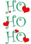 HO HO HO Hearts