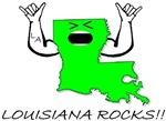 LOUISIANA ROCKS!!