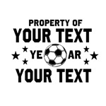 Personalized Property of Soccer