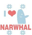 Mr. Narwhal Cute