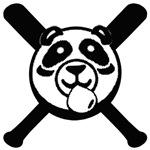 Panda Bubble Bat Original