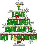 Smiling is my favorite Elf Movie Classic