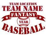Personalized Fantasy Baseball