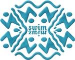 Swim Blue