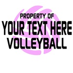 YOUR TEAM GIRLS VOLLEYBALL