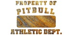 Property of Pit Bull Athletic Department