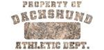 Property of Dachshund
