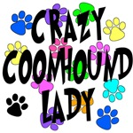 Crazy Coonhound Lady