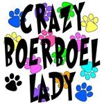 Crazy Boerboel Lady
