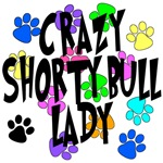 Crazy Shorty Bulls Lady
