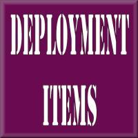DEPLOYMENT SHOP