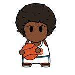 Super basketball player brother Yoshii