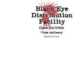 Black Eye Distribution Facility boxing shirts