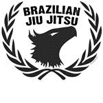 Eagle & Crest Brazilian Jiu Jitsu teeshirts