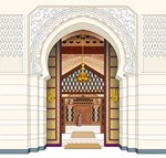MOROCCAN DOORS