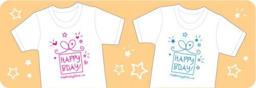 Birthday Present Birthday Shirts