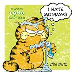 I Hate Mondays (distressed)