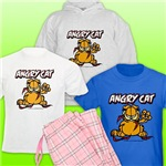 ANGRY CAT Kid's Apparel