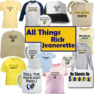 All things Rick Jeanerette...