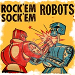Rock'em Sock'em Robots