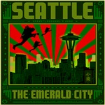 SEATTLE T -SHIRTS