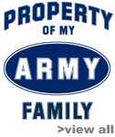 Property of the Army (Blue)