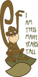 Years old (Monkey)