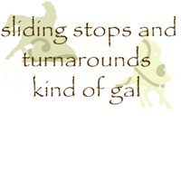 reining kind of gal
