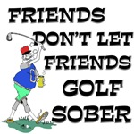 Friends Golf Sober