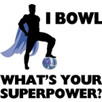 Bowling Superhero