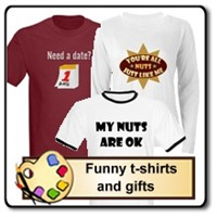 Funny t-shirts and gifts