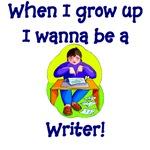 I Wanna Be A Writer