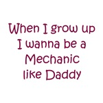 I Wanna Be A Mechanic