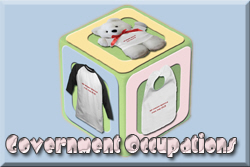 Government Occupations