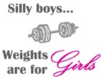 Weights are for Girls