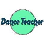 DANCE TEACHER CIRCLE LOGO