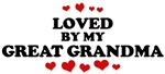 Loved: <strong>Great</strong> <strong>Grandma</strong>