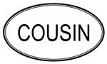 Oval: Cousin