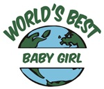 World's Best <strong>Baby</strong> <strong>Girl</strong>