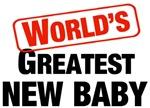World's Greatest New Baby