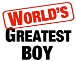 World's Greatest Boy