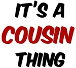 Cousin thing