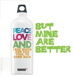 NEW! Sigg Water Bottles