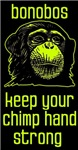 Keep your chimp hand strong!