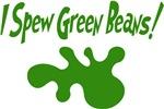 I Spew Green Beans