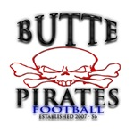 Butte Pirates Football