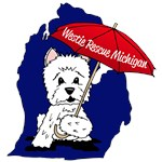 Westie Rescue Michigan Logo