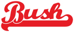 Bush (retro-sport-red)
